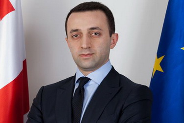 Armenian delegation meets with Georgian Interior Minister